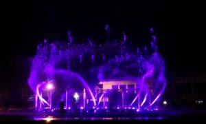Dancing Fountains Bahria Town Karachi