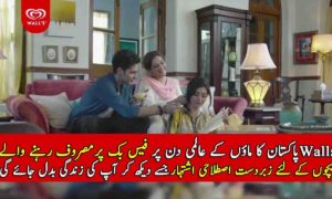 Walls Mothers Day Ad Special Video will fall you in Love with your Mom Wall's Pakistan
