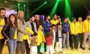 Peshawar Zalmi Opening Ceremony 2018 HBLPSL 3 See More Photos!