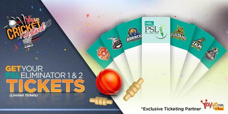 Yayvo Cricket Festival 2018 Get Up to 75% Discount Becomes Greater