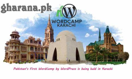 WordCamp Karachi 2018 Pakistan's first WordCamp by WordPress held