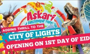 Askari Park Entry Fees Rides Tickets