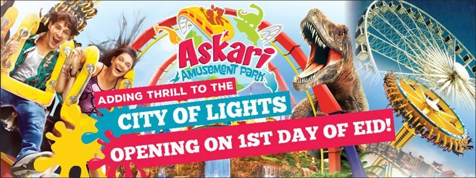 Askari Park Entry Fees Rides Tickets