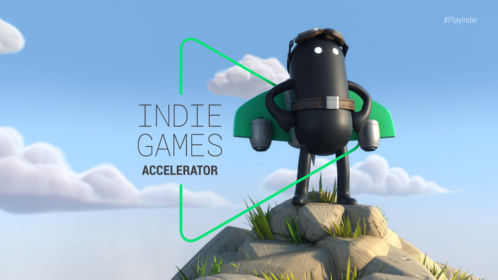 Google Play's Indie Games Accelerator will support startups including from Pakistan