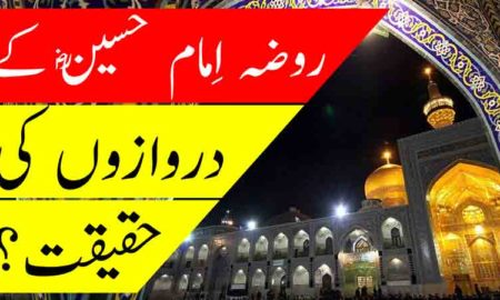 Ten Doors of Roza-e-Imam Hussain