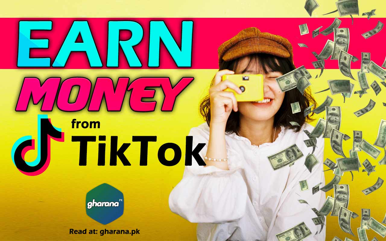 Young people have a greater opportunity to earn money from TikTok by showcasing their skills in TikTok. This is the easiest way to earn money