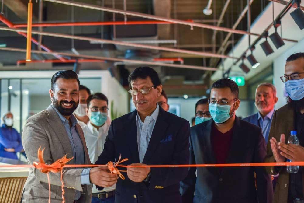 Daraz Head office Karachi Take a tour New Look