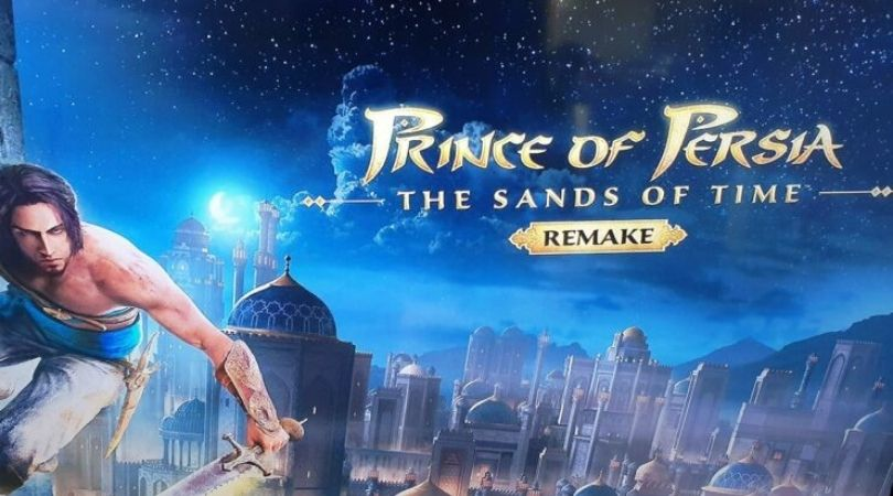 Prince of Persia game, The Sands of Time is back with a new Remake Modern Version