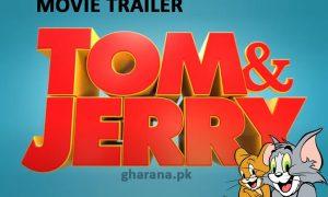 Tom & Jerry Movie Trailer Released - Kids Cartoon Movies 2021