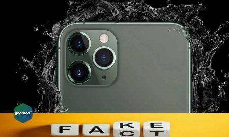iPhone water-resistant scam iPhone really waterproof