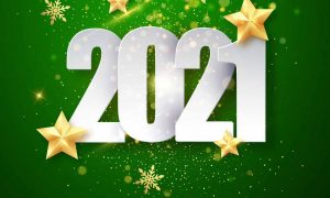 Happy New Year 2021 Wishes Lesson of 2021 New Year's resolutions