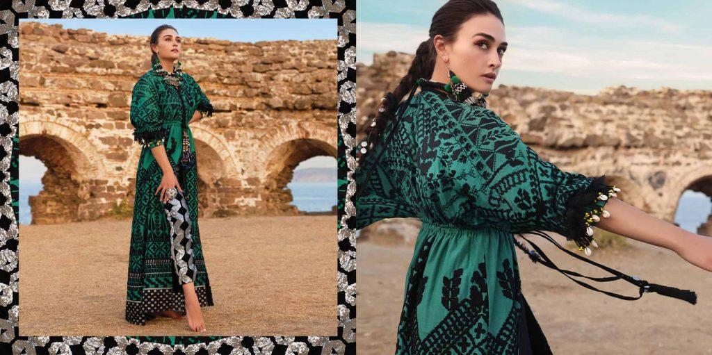 Khaadi x Esra collection 2020