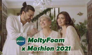 Molty foam New Ad Mashaadi 2020 | MoltyFoam x Mashion 2021