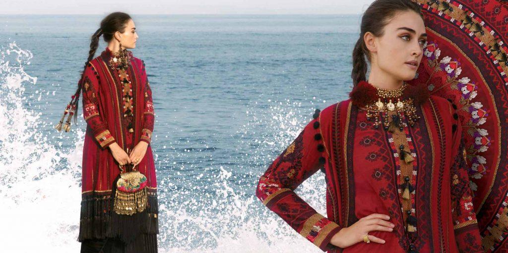 new Khaadi halima collection 2020
