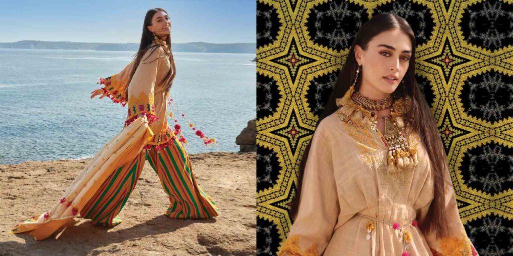 new Khaadi x Esra collection 2020