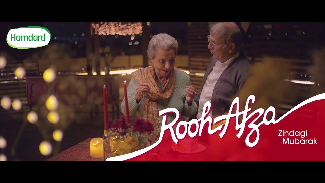 Rooh Afza Ad 2021 Zindagi Mubarak Pakistani Ad