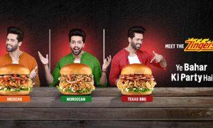KFC Meet The Zingers TVC
