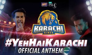 Karachi Kings Song 2021 New Anthem PSL 6