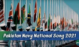 Pakistan Navy National Song 2021 - AMAN Exercise 2021