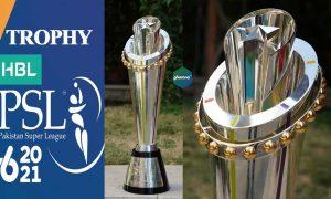 Pakistan Super League Trophy 2021 PSL Trophy 2021 Photos Download