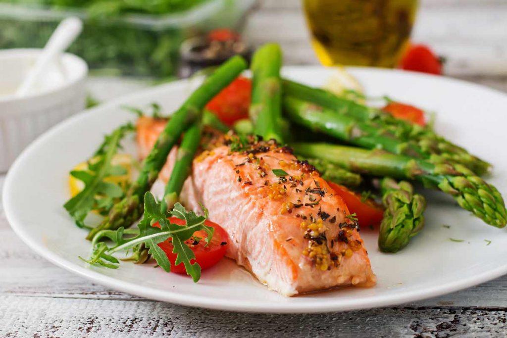Salmon Fish for Good Health