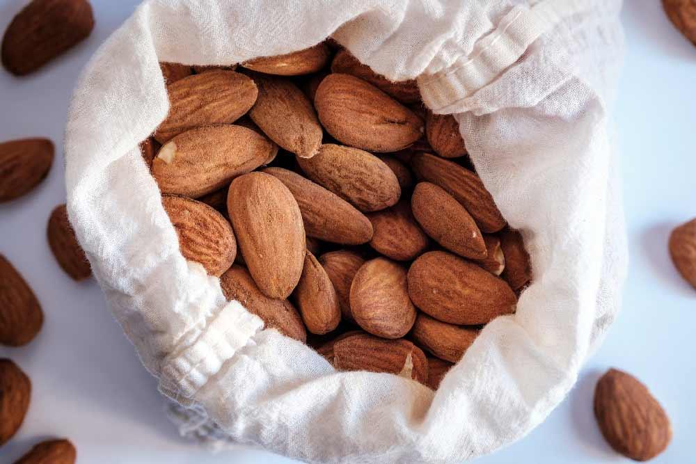 Almonds super healthy foods 2021