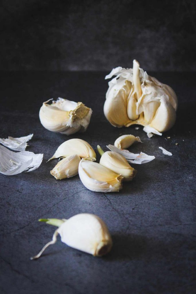 Garlic Top 10 Healthy Foods 2021