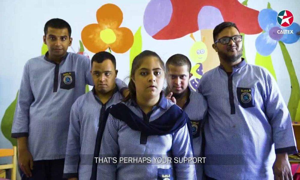 Caltex Ad Har Khuwab Hai Khaas World Down Syndrome Day Caltex TVC
