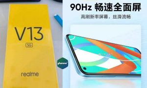 RealMe V13 GT Neo Full Phone Specifications, Price and Updates