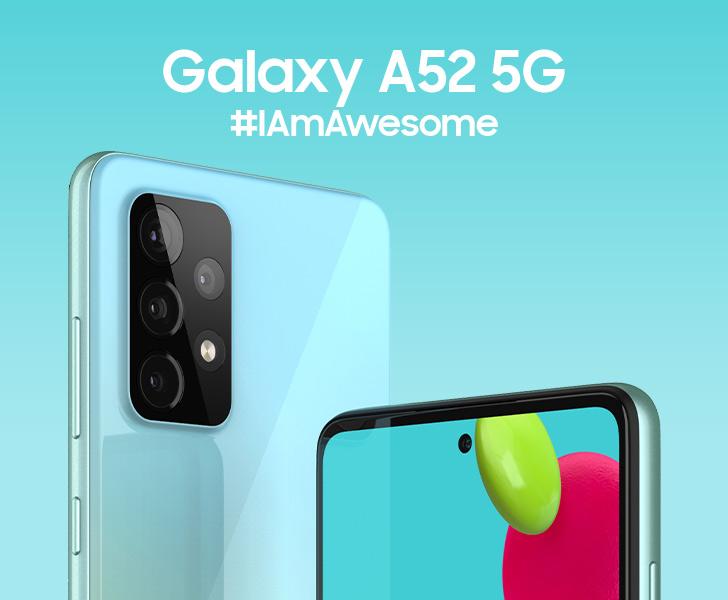 Samsung Galaxy A52 Specification