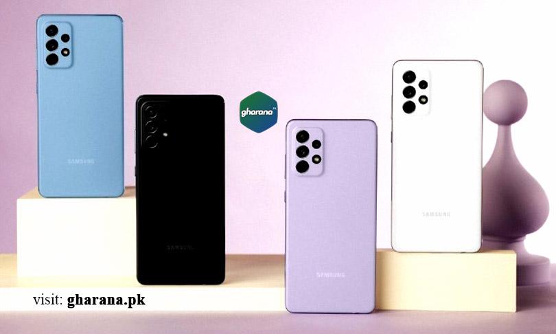 Samsung Galaxy A52 5G & Samsung Galaxy A72 Specification & Reviews