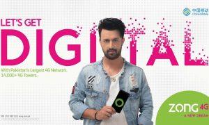 ZONG New TVC 2021 Ek Naya Khwab Atif Aslam New TVC Song