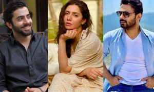 Mahira Khan new Film with Zahid Ahmed and Shahryar Munawar